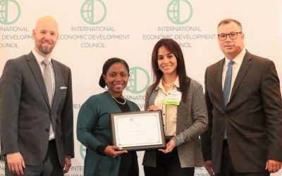 TheLINK Economic Development Alliance Receives Excellence in Economic Development Award from the International Economic Development Council